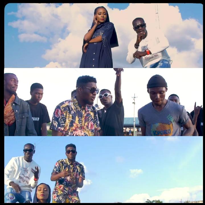 VIDEO: AA Shelleng Ft. Dj AB - Kpoko (Remix)